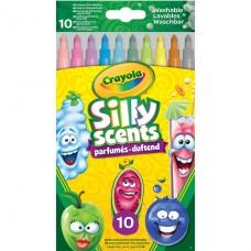 Silly Scents Crayola Набор фломастеров, тонкая линия с аро