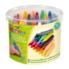Mini Kids Crayola Набор больших восковых мелков для детей,