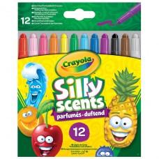 Silly Scents Crayola Набор выкручивающихся восковых мелков