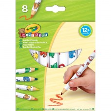 Mini Kids Crayola Мои первые карандаши, 8 шт 256248.112