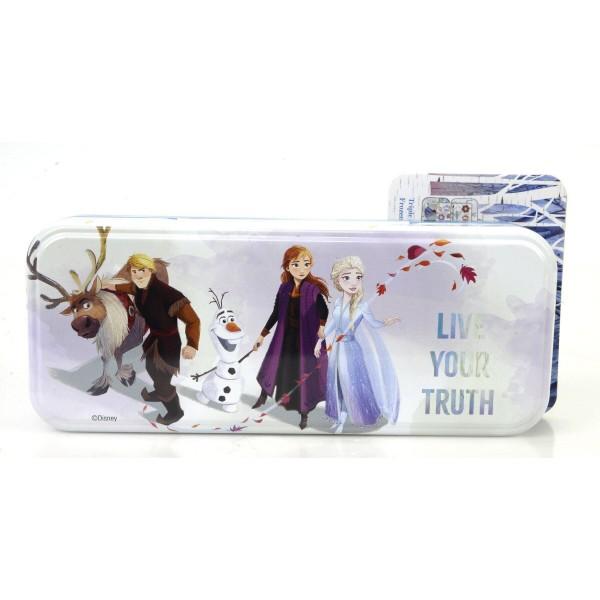 Frozen: Косметический набор в пенале (3 уровня) 1580155E