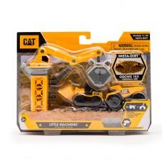 """Игровой набор CAT с мини-техникой """"Песчаный карьер"""" 83195"""