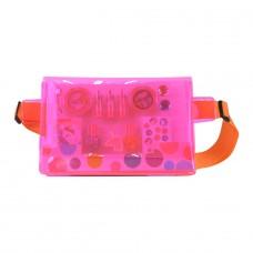Markwins POP: пояс визажиста - Neon Pink 1539015E