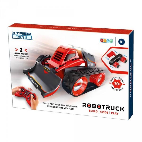Робот Robotruck STEM Blue Rocket XT380971