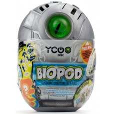 Игрушка-сюрприз Silverlit - Робозавр Biopod Single 88073