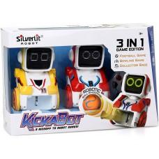 Игровой набор Роботы-футболисты Silverlit 88549