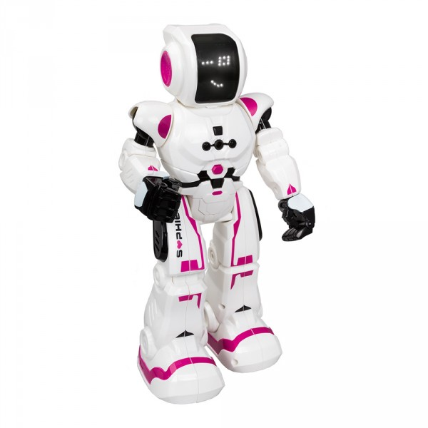 Робот Софи STEM Sophie Blue Rocket XT380838