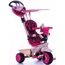Велосипед Smart Trike Dream 4 в 1 рожевий 8000200