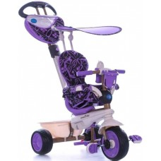 Велосипед Smart Trike Dream 4 в 1 бузковий 8000700