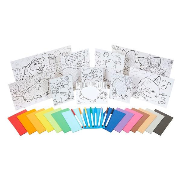 """Набор для творчества Deluxe """"Создай свою мозаику"""" Crayola 256473.006"""