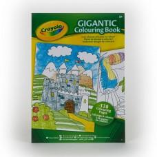 Гигантская книга-раскраска Crayola 256280.024