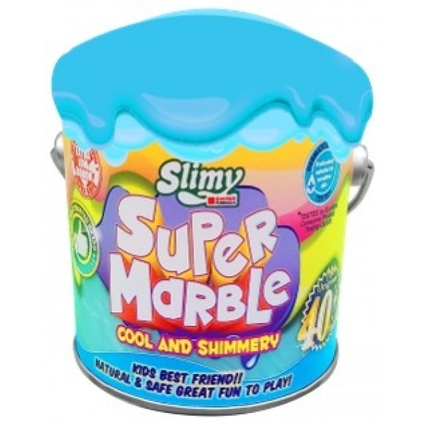 Лизун Slimy - Super Marble, 200 g 32925