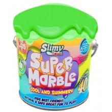 Лизун Slimy - Super Marble, 200 g 32925