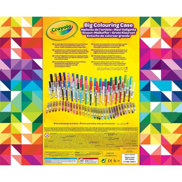 Большой набор для рисования Crayola 256449.004