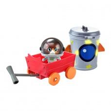 Игровой набор 44 CATS фигурка Космо с транспортным средств