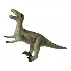 Динозавр Велоцираптор серый, 32 cm LankaNovel 21224