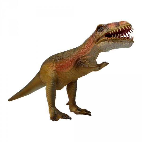 Динозавр Тираннозавр рекс с полосками, 32 cm LankaNovel 21225