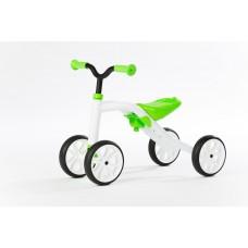 Мой первый велобег Quadie, зеленый Chillafish CPQD01LIM