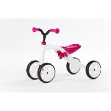 Мой первый велобег Quadie, розовый Chillafish CPQD01PIN