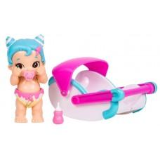 Интерактивная куколка Bizzy Bubs Swirlee, играет в прятки