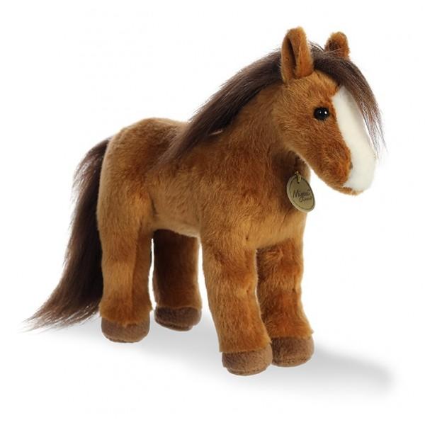 Мягкая игрушка Конь бурый 25 (см) 170989B