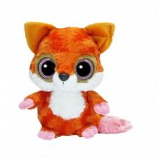 Yoo Hoo Красная лисица блестящие глазки 23 см 90230C