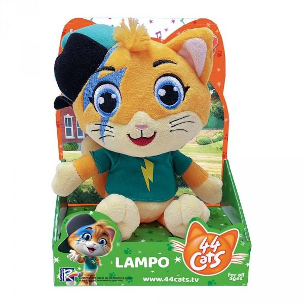 Мягкая игрушка 44 CATS Вспышка с музыкой 20 (см) 34241