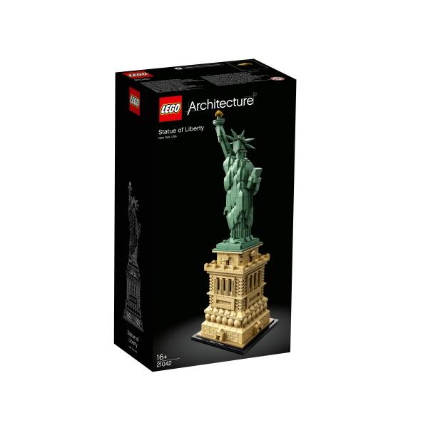 LEGO Architecture Конструктор Лего Статуя Свободы 21042