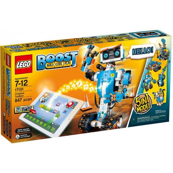 LEGO BOOST Универсальный набор для творчества Boost 17101