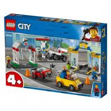 LEGO City Конструктор Автостоянка 60232