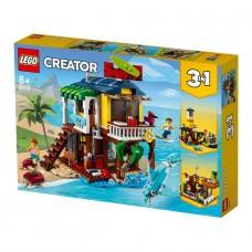 LEGO Creator Конструктор Пляжный домик серферов 31118