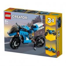 LEGO Creator Конструктор Супермотоцикл 31114
