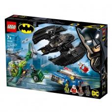 LEGO Super Heroes Конструктор Бэткрыло Бэтмена и ограблени