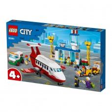 LEGO City Конструктор Главный аэропорт 60261
