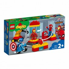 LEGO DUPLO Конструктор Лаборатория супергероев 10921