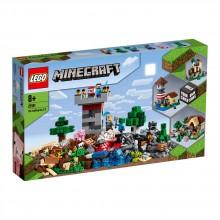LEGO Майнкрафт (Minecraft) Конструктор Верстак 3 21161