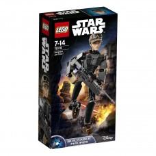 LEGO Сержант Джин Эрсо 75119