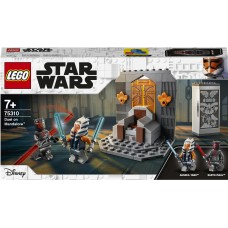 LEGO Star Wars Конструктор Дуэль на Мандалоре 75310