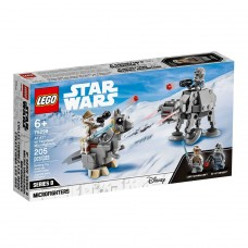 LEGO Star Wars Конструктор Микроистебители AT-AT против то
