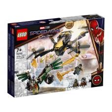 LEGO Super Heroes Конструктор Дуэль дронов Человека-Паука