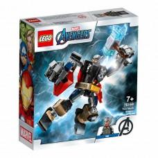 LEGO Super Heroes Конструктор Marvel Робоброня Тора 76169