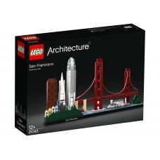 LEGO Architecture Конструктор Сан-Франциско 21043