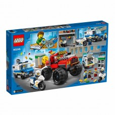 LEGO City Конструктор Ограбление полицейского монстр-трака