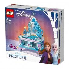 LEGO Disney Princess Конструктор Шкатулка Эльзы 41168