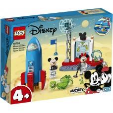 LEGO Mickey and Friends Конструктор Космическая ракета Мик