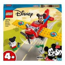 LEGO Mickey and Friends Конструктор Винтовой самолёт Микки