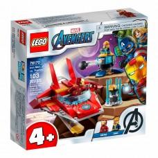 LEGO Super Heroes Конструктор Железный человек против Тано