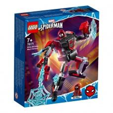 LEGO Super Heroes Конструктор Marvel Робоброня Майлза Мора