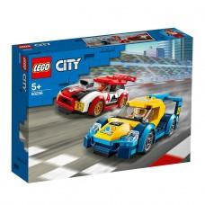 """LEGO City Конструктор """"Гоночные автомобили"""" 6025"""