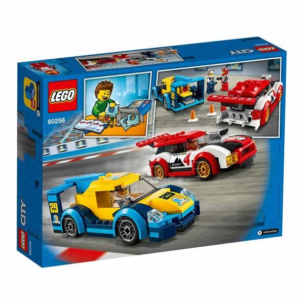 """LEGO City Конструктор """"Гоночные автомобили"""" 60256"""